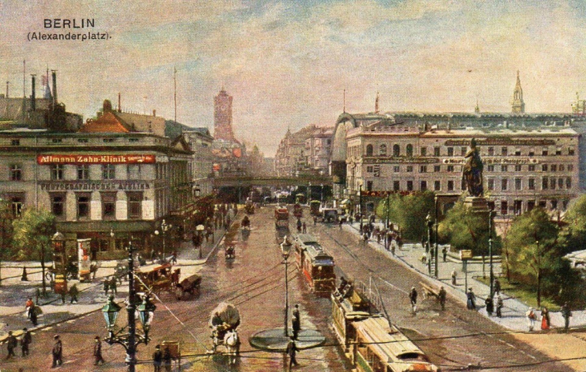Berlin Alexanderplatz Kostenloses Stock Bild Public Domain Pictures In 2020 Pictures Berlin City Berlin