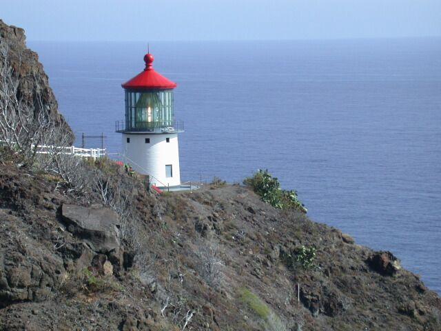 Makapu'u' Lighthouse, Oahu, Hawaii