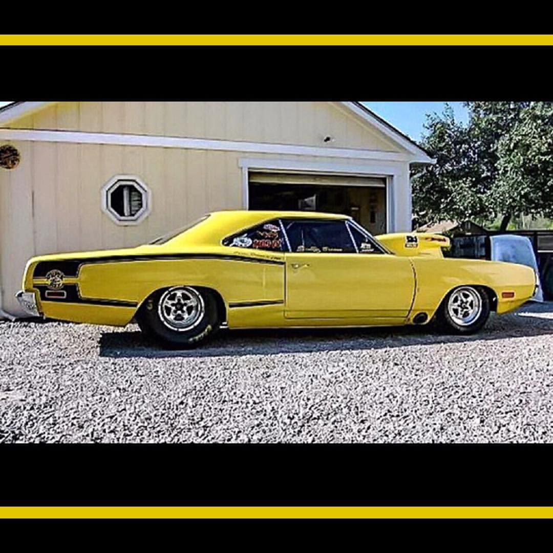 1970 Dodge Coronet Super Bee Drag Car Photo:...