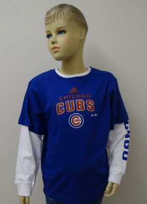 the best attitude b954b f8c83 Chicago Cubs Boys Youth 3-in-1 Combo Shirt Set | Chicago ...