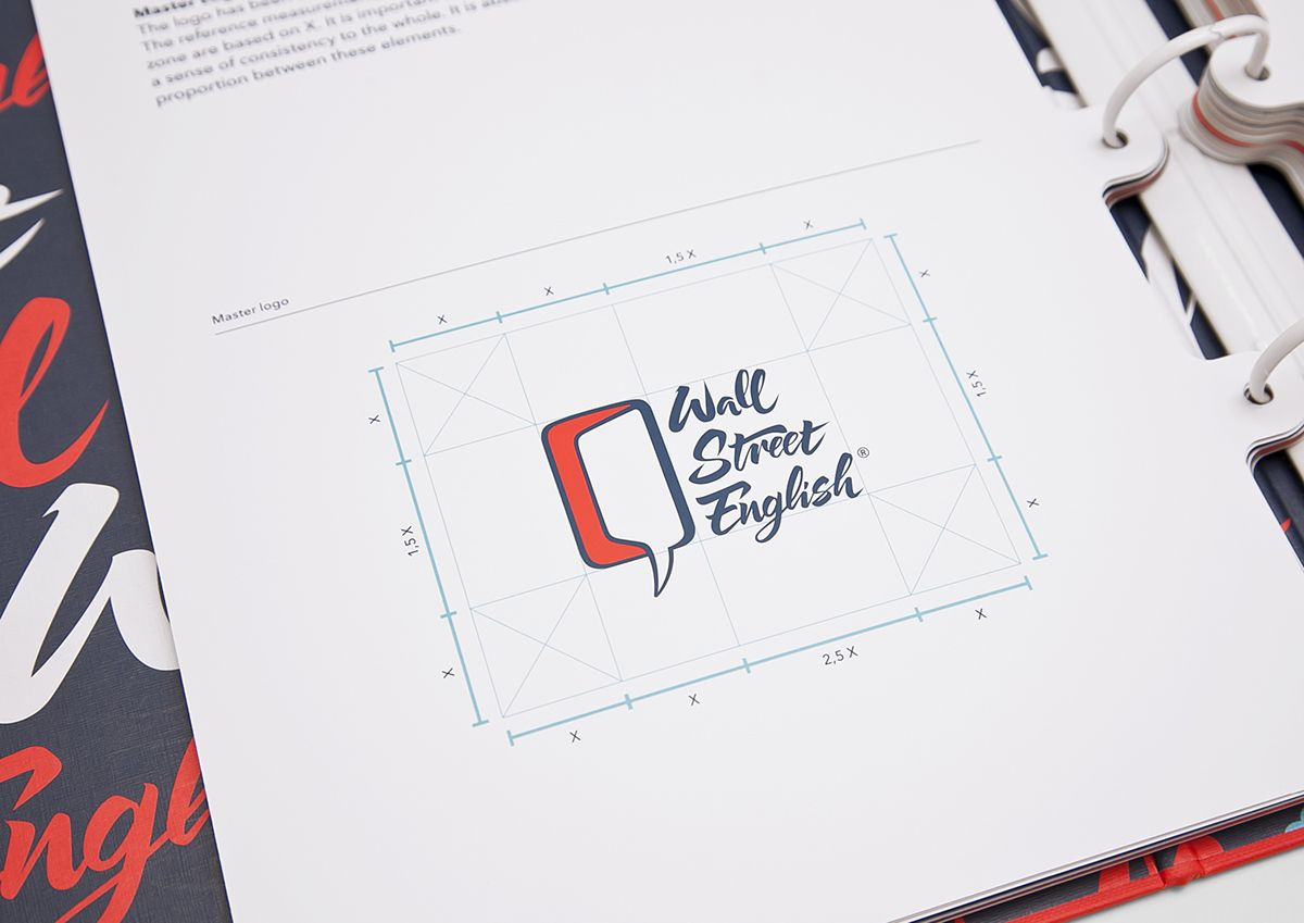wall street english brand guidelines on branding served on wall street english id=77786