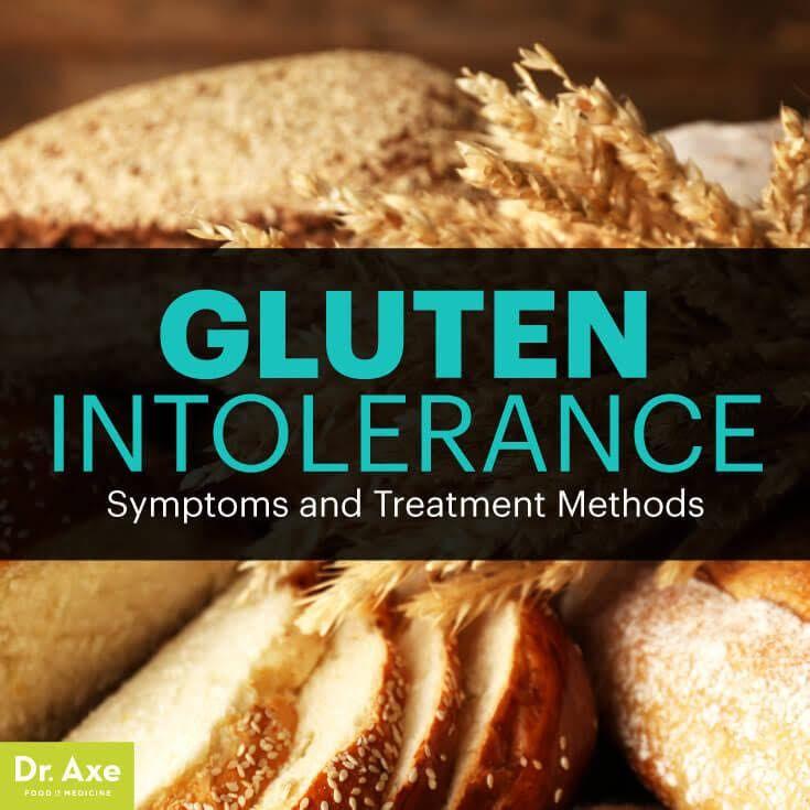 Gluten intolerance symptoms - Dr. Axe