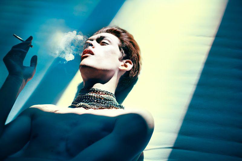Elizaveta Porodina e o novo olhar para a fotografia de moda