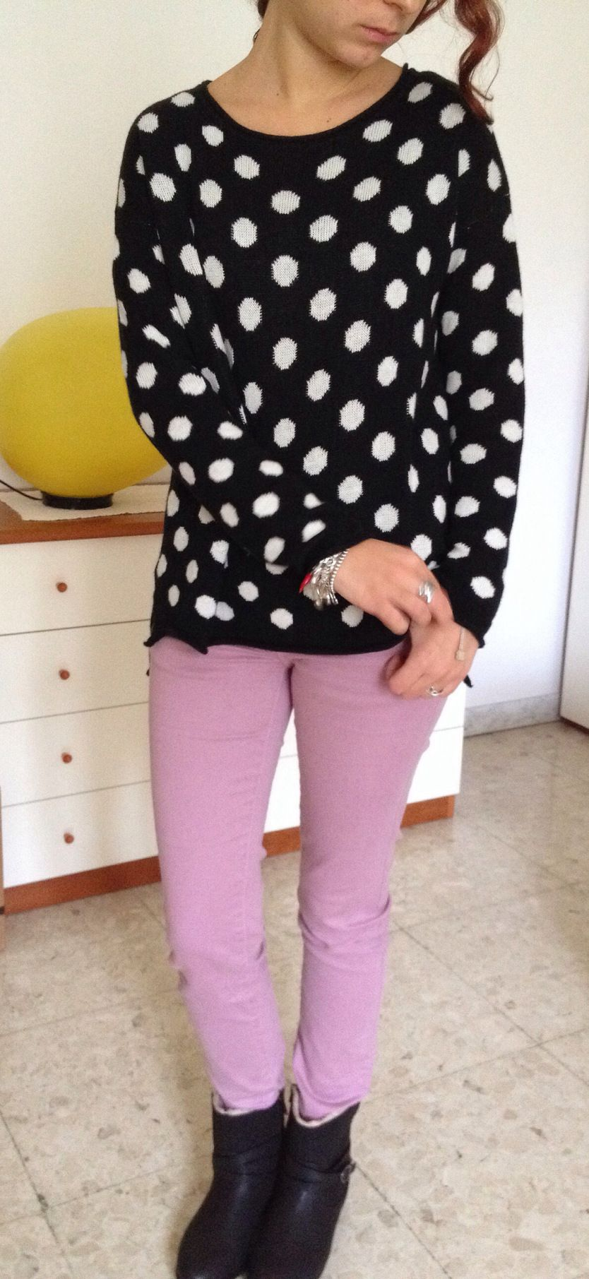 Pink and Dots!