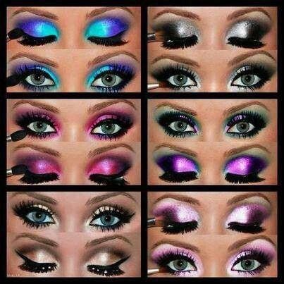 Urban Decay Or Mac Dramatic Bright Eyeshadow Eye Makeup Makeup