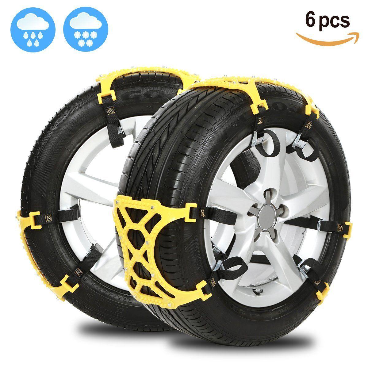 Anti snow chains of car suv chain tire emergency