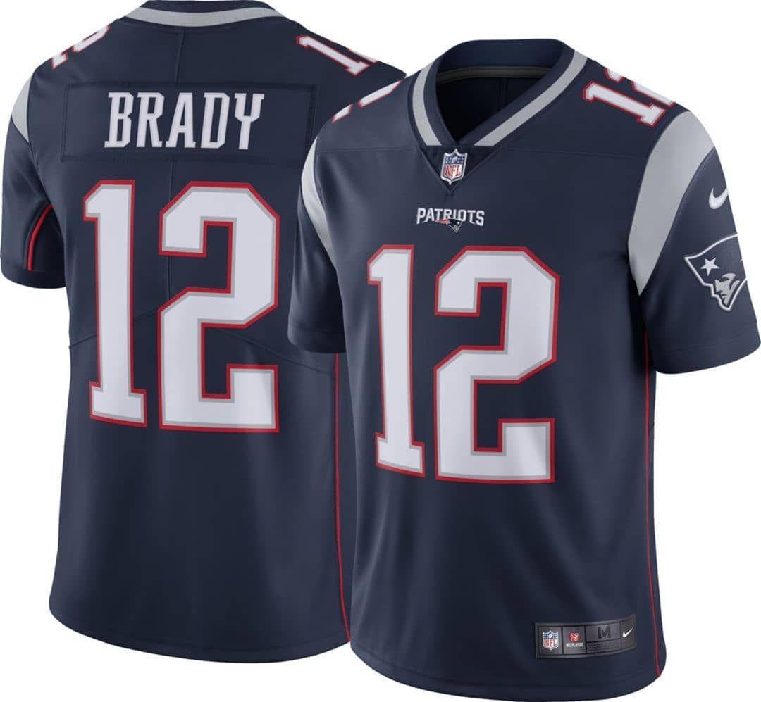 New England Patriots Jersey Tom Brady Nfl Patriots Newengland Tombrady Football Atlanticitybeach Atlanticcity New England Patriots Tom Brady Nike Men