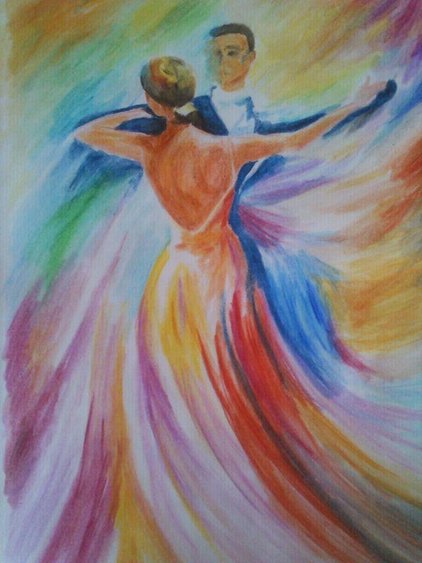Dibujos con lapices de colores paisajes buscar con - Color y pintura ...