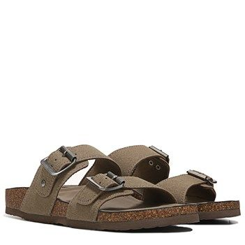 Madden Girl Women's Brando Footbed Sandal at Famous Footwear