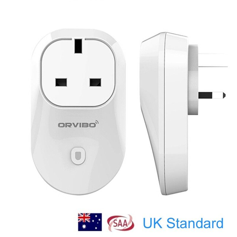 Big Discount ORVIBO S20 WiFi Smart Socket Power plug