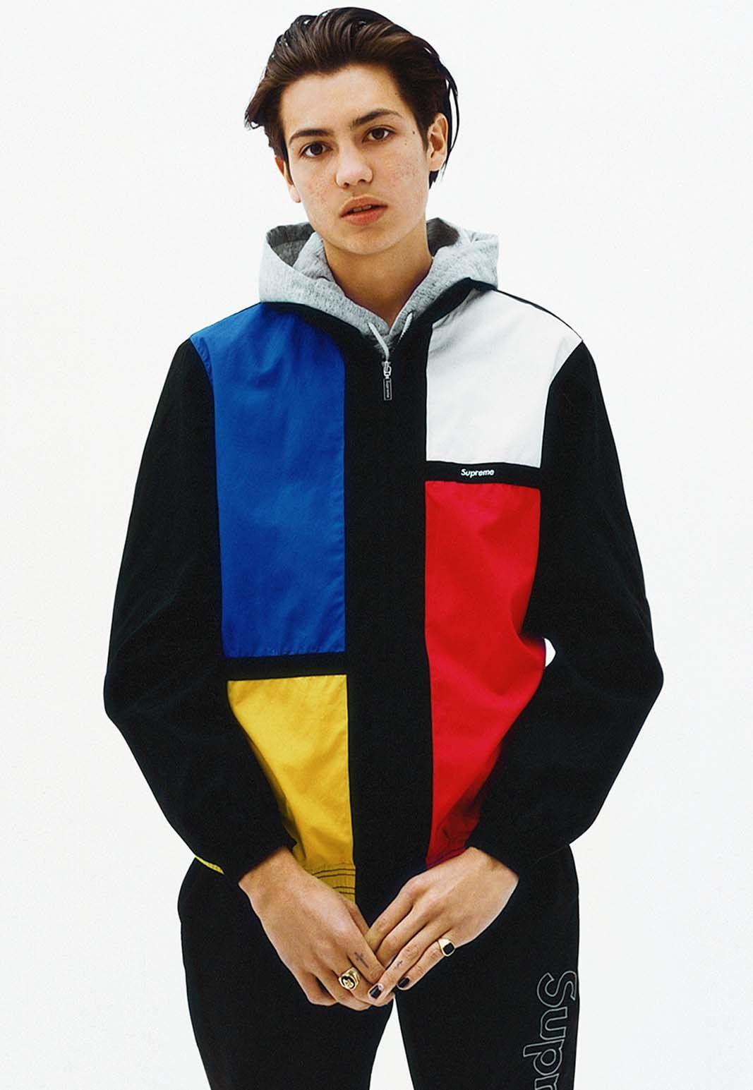 d8aa6e036752 Mondrian - YSL - Supreme | fashion in 2019 | Summer lookbook ...