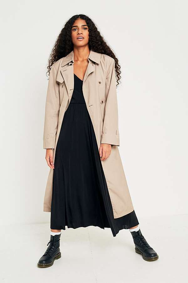 eda30441c51 Pins   Needles - Combi-pantalon jupe-culotte Molly noir en cupro