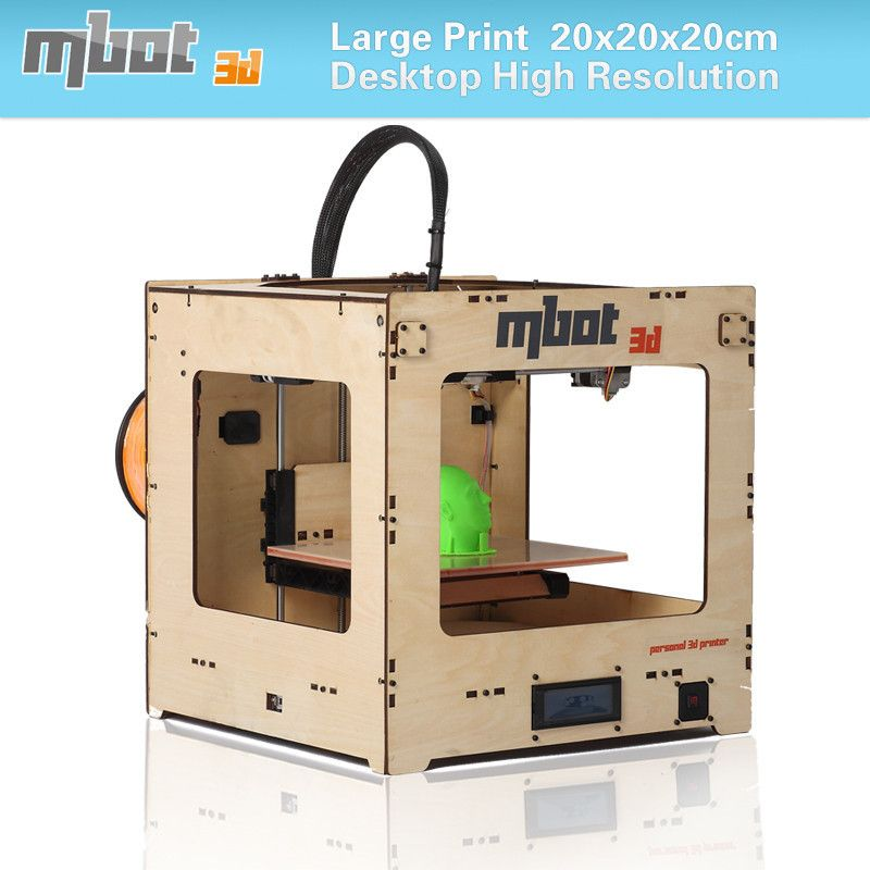 Mbot Cube Single Head 3D-tulostin.