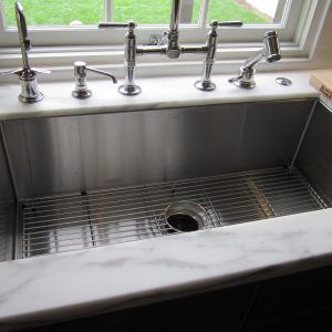Extra Deep Undermount Kitchen Sinks