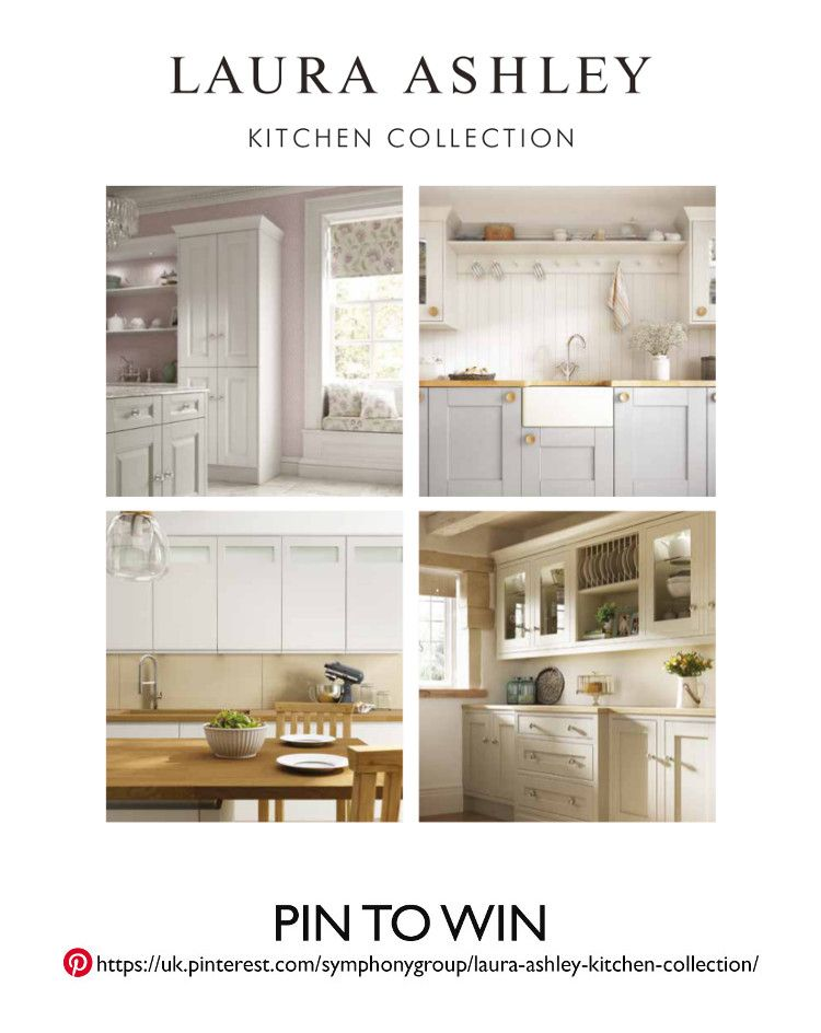 Laura Ashley Kitchen Collection Pin To Win The Compeion
