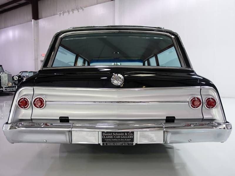 1962 Chevrolet Impala Station Wagon For Sale 2038969 Hemmings