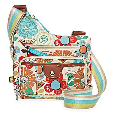 Jcp Lily Bloom Crossbody Bag