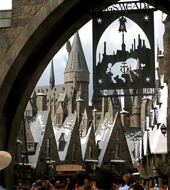Review of Orlando's Harry Potter Wizarding World: The Key Tip | Spot Cool Stuff: Travel