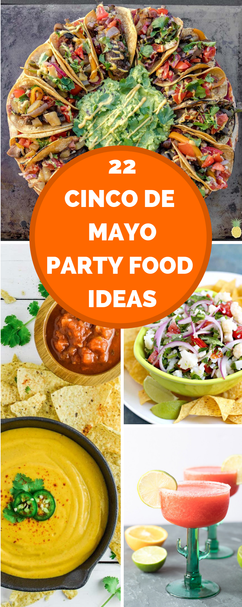 22 Vegan Cinco de Mayo Party Food Ideas « Dora's Table | Vegan Mexican Recipes