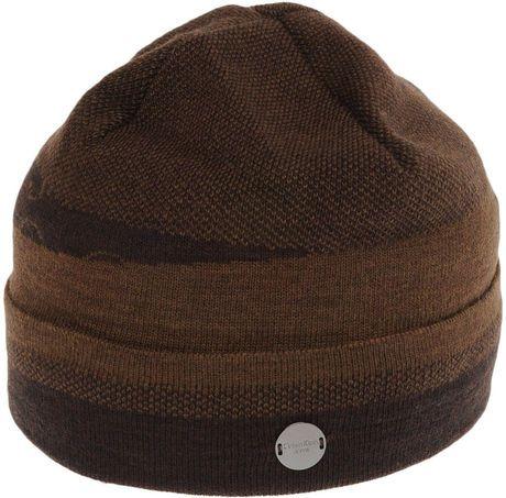 df09c98fbf8 Calvin Klein Jeans Hat in Brown for Men