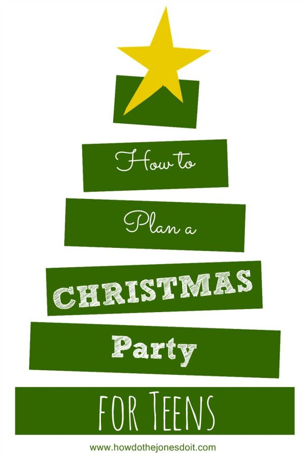 Christmas Party Ideas For Teens.A Teenage Christmas Party Jack Christmas Party Ideas For