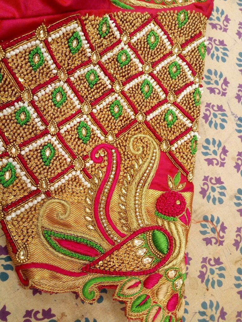 Pin by saraswathi bhadrareddy on blouse designs pinterest blouse