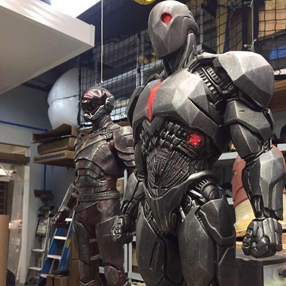 and Flash Suits for the Knightmare Sequence in