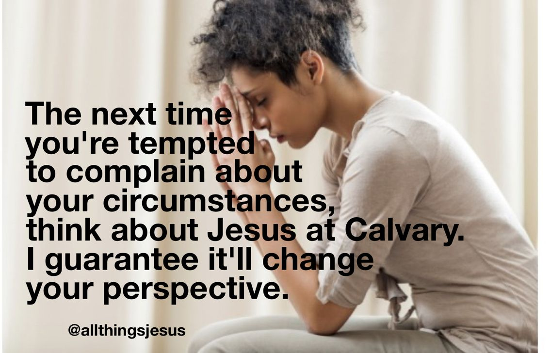 Jesus at Calvary