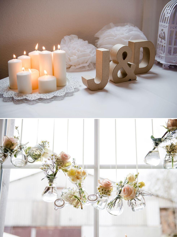 Tischdeko hochzeit naturlook  Tischdeko Pastell Hochzeit. Blumen und Deko Gärtnerei Bürkle ...