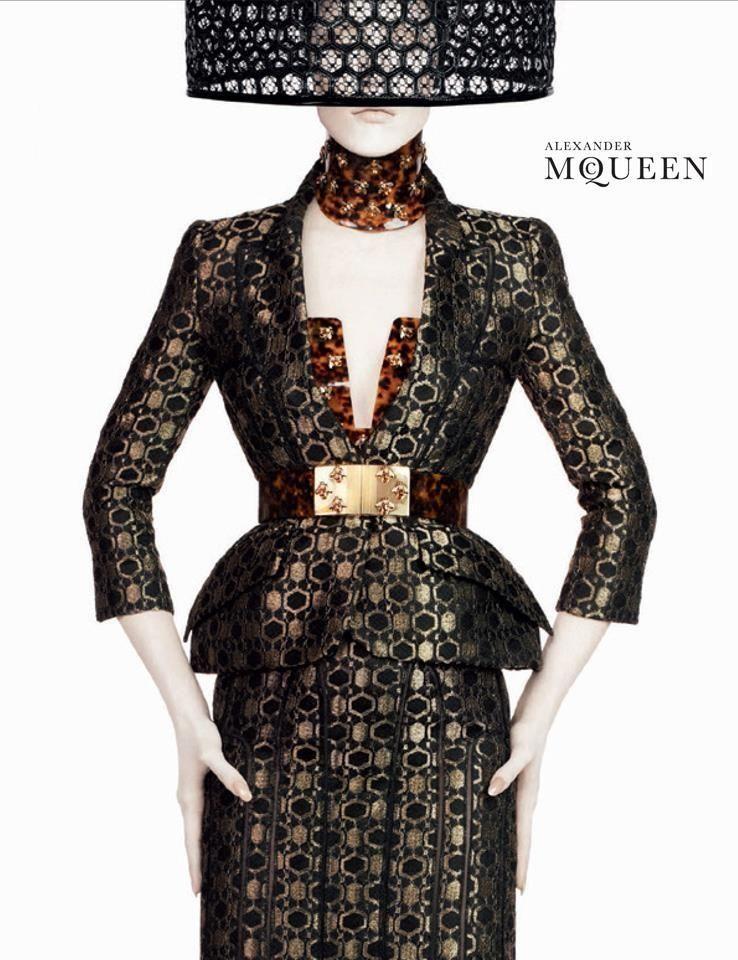 Alexander McQueen - Alexander McQueen S/S 13 Campaign