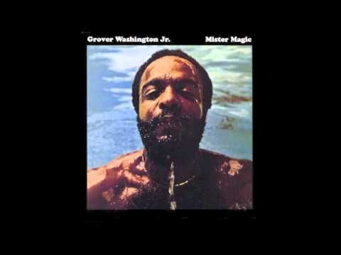 Grover Washington Jr. before just the two of us.