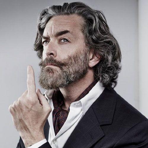25 Best Hairstyles For Older Men 2019 Men S Hairstyles Haircuts 2019 Older Mens Hairstyles Long Hair Styles Men Older Men Haircuts