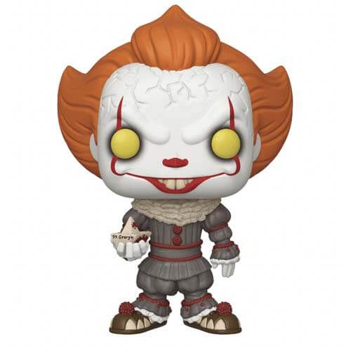 It Chapter 2 Pennywise 10 Inch Funko Pop Vinyl In 2020 Pennywise Vinyl Figures Pop Vinyl Figures