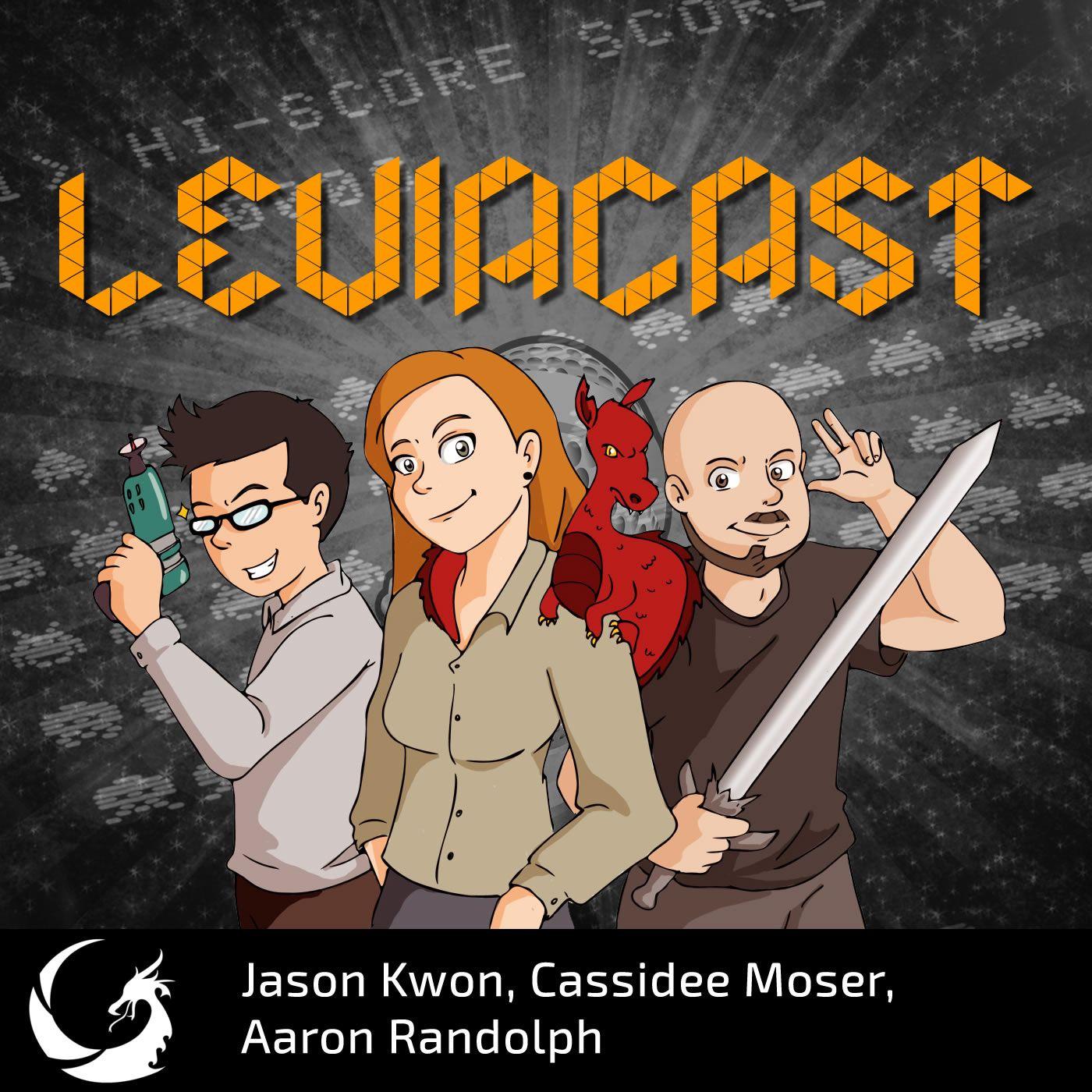 Leviacast 57 Escape Goat 2, Oculus Rift, and Game_Jam