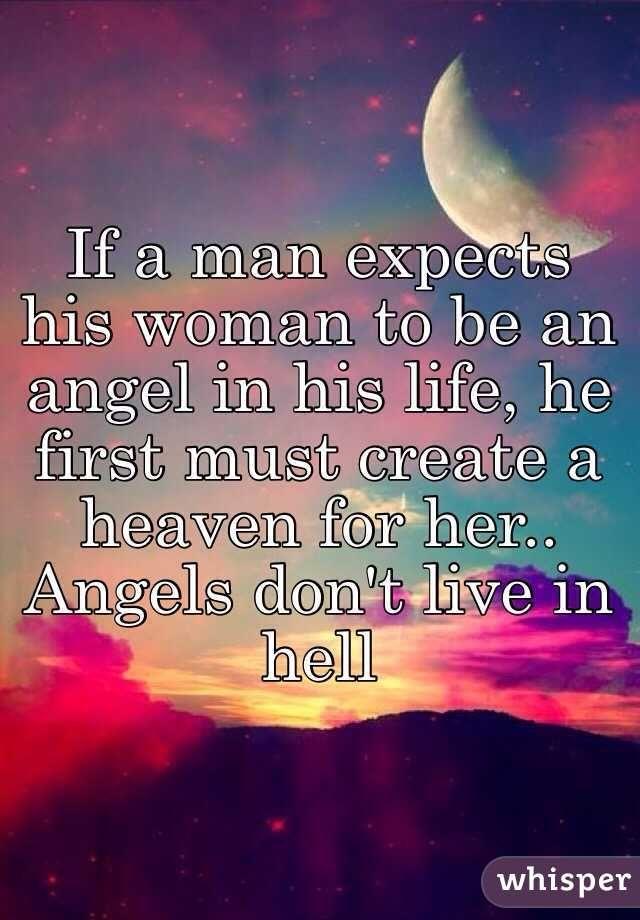 Hasil gambar untuk quotes angel in heaven