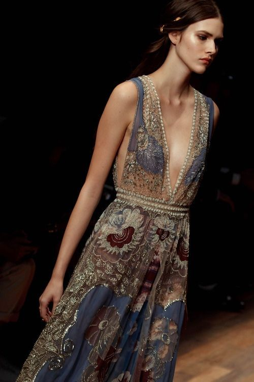 Haute Y En Ss L T Mode Couture MulberiValentino 2019 E 2015S EWDH2YeI9