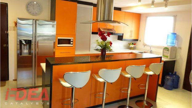 Lorraine - Modular Kitchen Philippines | Small kitchen ...