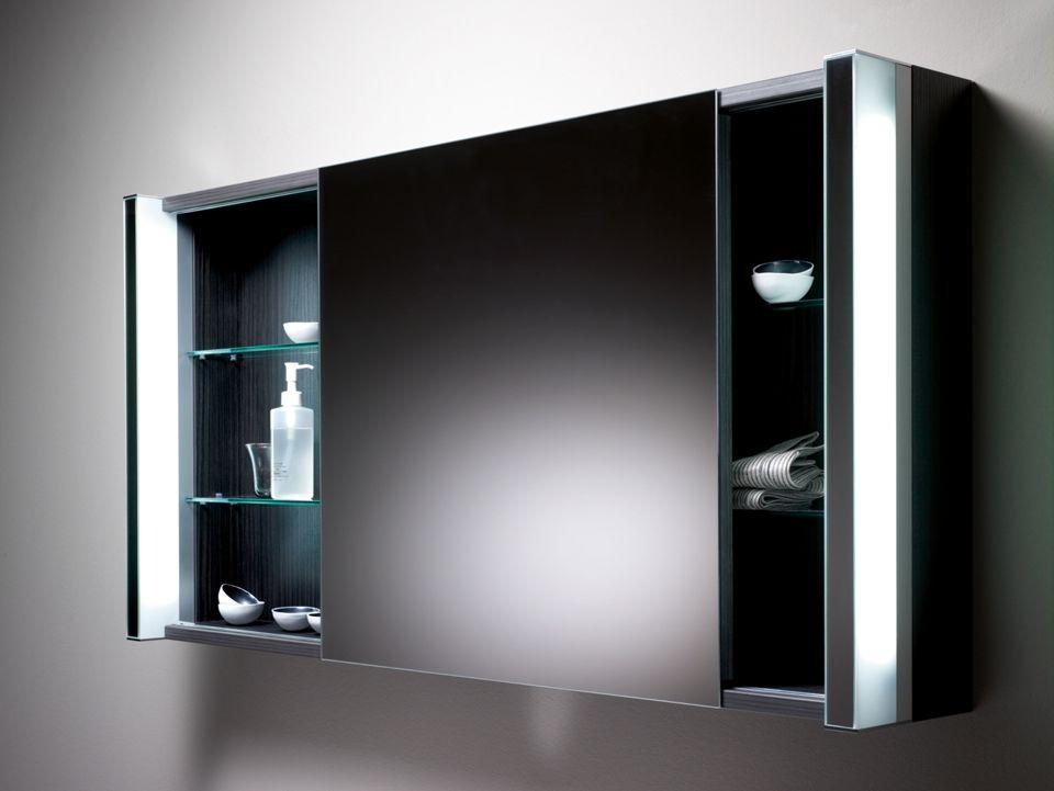 Badezimmer Seitenschrank ~ Badezimmer spiegelschrank kinderbad small bathroom
