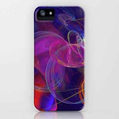 Dream Big iPhone Case by Vargamari - $35.00 - Digital: combination of more fractals + Photoshop