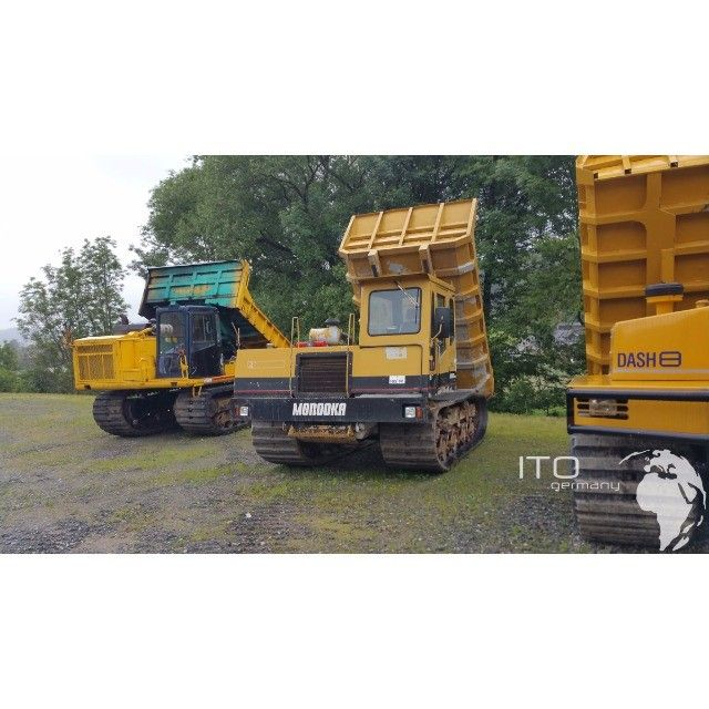 Baumaschinen Morooka Raupendumper Bilder Galerie #Baumaschine #Caterpillar #Diesel #Trackeddumper #Dumper #Morooka  #Hitachi #CAT #Kettendumper #Baumaschinen #crawler #carrier #tracks  #Heavyequipment @itogermany #mining #Equipment  http://www.ito-germany.de/kaufen/mining