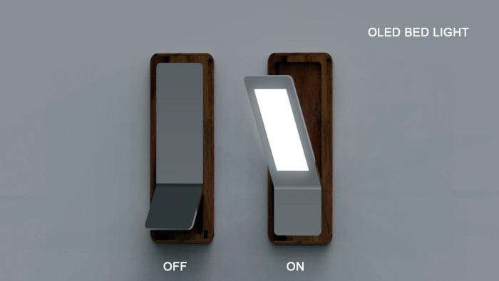Oled lighting design for ydc e challenge competition by ken wong