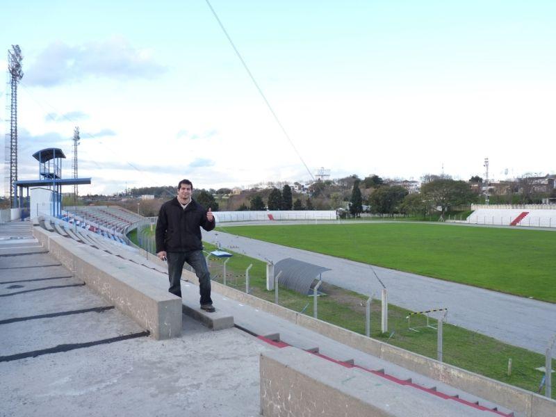 #EstadioColoniaUruguay #TurismoFutbolero #Futbol #Travel #Viajar
