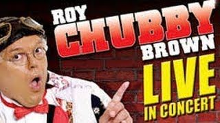 MARYANNE: Roy chubby brown new dvd