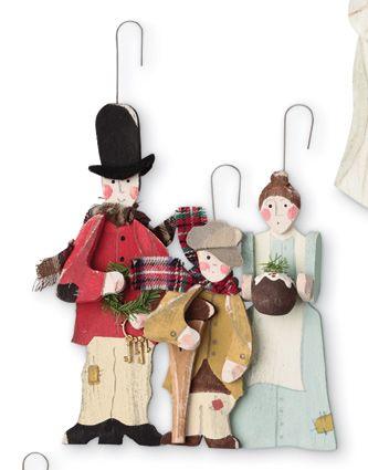 A Christmas Carol ornaments | Christmas ornaments, Holiday ...
