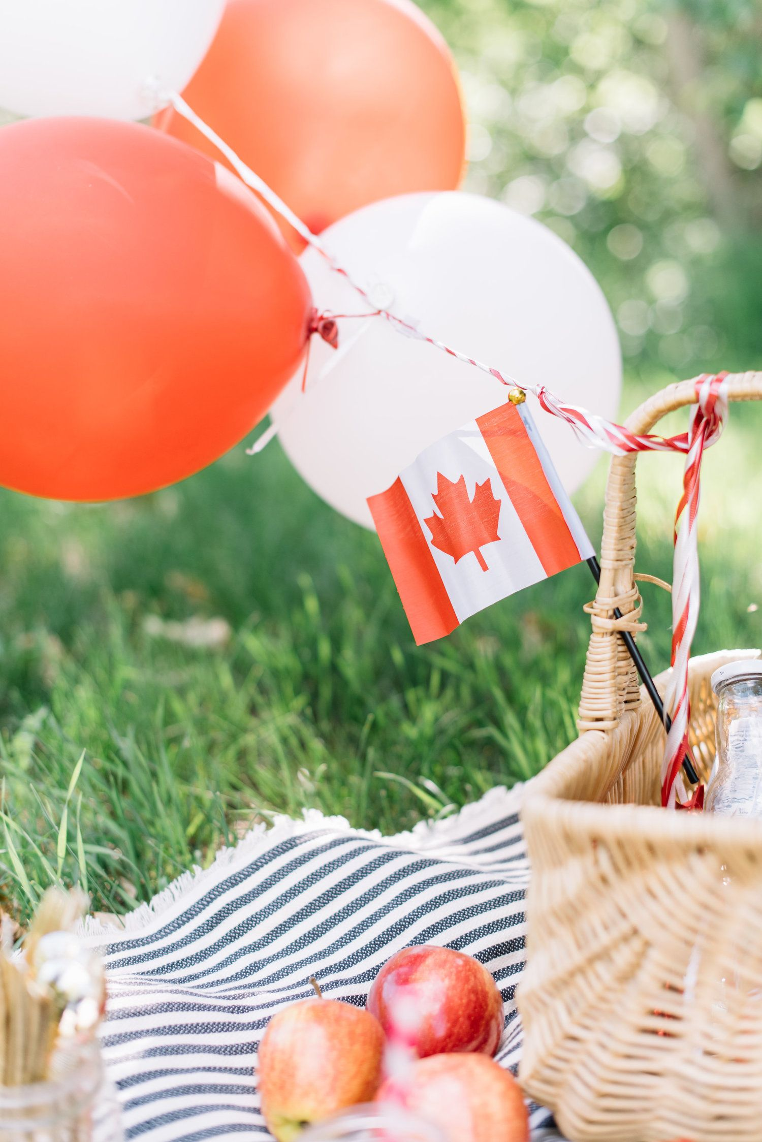 A Very Canadian Picnic (With images) Happy canada day