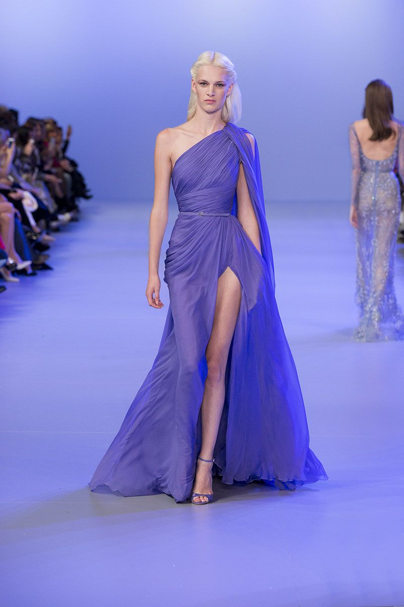 ELIE SAAB Haute Couture Spring-Summer 2014   Formal   Pinterest ...