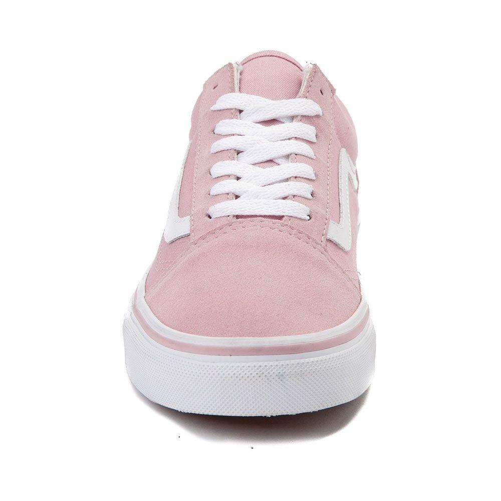 42a4698149 Vans Old Skool Skate Shoe - Zephyr Pink - size 8