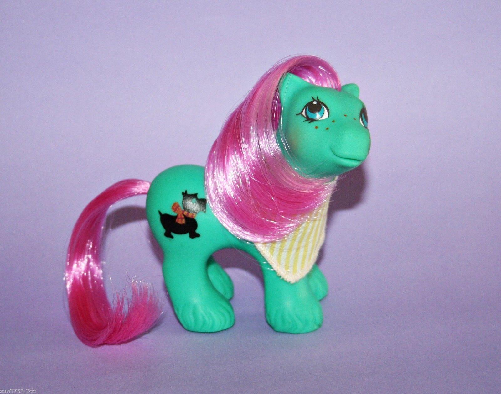 Mein Kleines My Little Pony G1 Baby Paws Tatzi Baby Brother Ebay Kindheit Kindheitserinnerungen Ponys