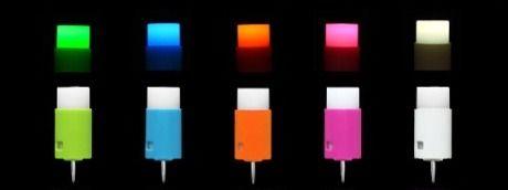 LED pushpins  COOL