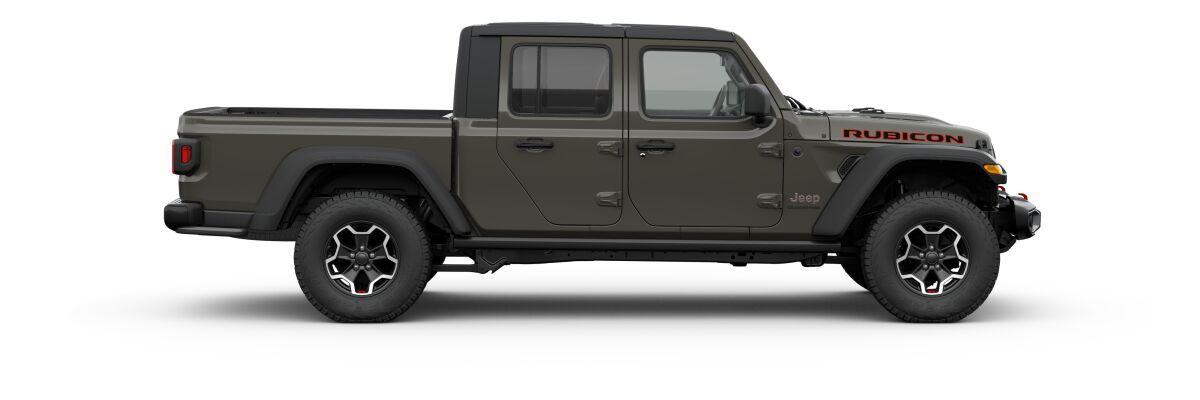 All New 2020 Jeep Gladiator The New Standard Jeep Gladiator